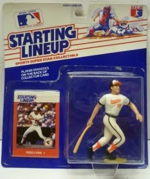 1988 Kenner Fred Lynn Starting Lineup