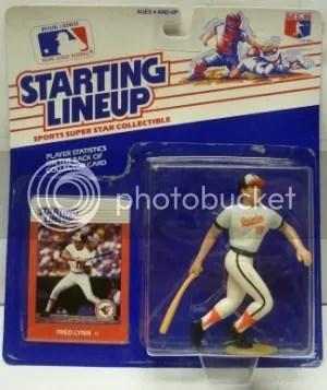 1988 Kenner Fred Lynn Starting Lineup
