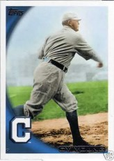 Cy Young 2010 Topps Base