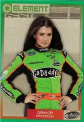 Wheels Element Green Border Danica Patrick RC