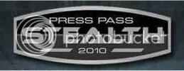 2010 Press Pass Stealth NASCAR Racing