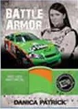 2010 Press Pass Stealth Battle Armor Danica Patrick