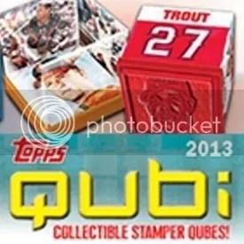 2013 Topps Qubi Baseball