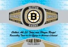 2013-14 O-Pee-Chee Team Rings Bruins
