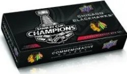 2013 Upper Deck Blackhawks Set