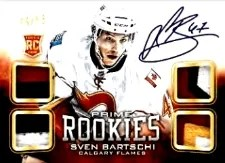 2012-13 Prime Hockey Rookie Auto