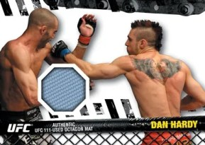 2010 Topps UFC Fight Relic Checklist