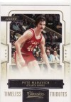 2009/10 Panini Classics Pistol Pete Maravich