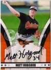 Matt Hobgood Autograph