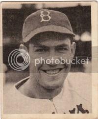 1948 Bowman Baseball