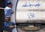 2010 TriStar In Pursuit Jayson Heyward Dale Murphy Dual Auto