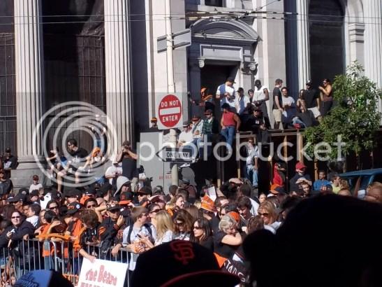 2010 San Francisco World Series Parade