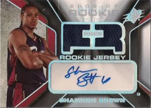Shannon Brown SPX RC
