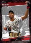 2010 Topps UFC Anderson Silva Base Card