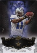 Upper Deck Exquisite Football Base Card Checklist