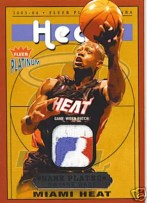 Fake Wade Patch Card