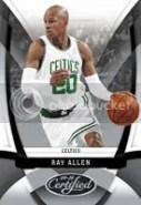 Ray Allen 2009/10 Panini Certified Base Card