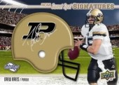 Drew Brees Autograph Helmet Card