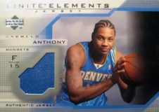 03/04 Carmelo Anthony RC