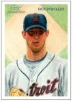 2010 Topps Chicle Rick Porcello