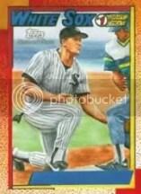 2010 Topps Chicle Baseball No Name Card