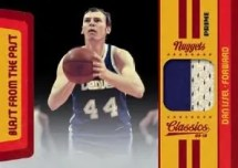 09/10 Panini Classics Dan Issel Blast From The Past Jersey