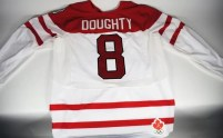 Drew Doughty 2010 Canada Jersey