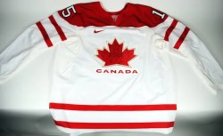 2010 Olympics Team Canada Hockey Jersey