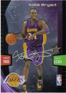 2009/10 Panini Adrenalyn Kobe Bryant Ultimate