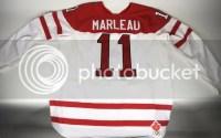 Patrick Marleau 2010 Team Canada Jersey