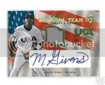 Mychal Givens USA Baseball Autograph