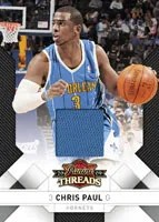 Chris Paul 2009/10 Panini Threads Base Card