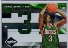 09/10 Panini Brandon Jennings
