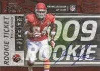 2009 Playoff Contenders Tyson Jackson Autograph RC