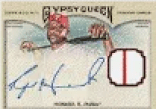 2011 Topps Gypsy Queen Ryan Howard Auto Relic