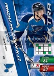 2010/11 Adrenalyn NHL Andy McDonald Extra