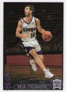03/04 Topps Chrome Peja Stojakovic Base Card
