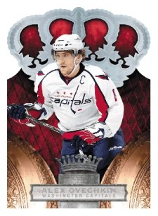 2010/11 Panini Crown Royale Alex Ovechkin Base Card