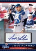 2010 Topps Pro Debut Series 2 Jesus Montero Autograph Prospect Card