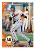 2010 Topps Pro Debut Series 2 Rafael Rodriguez Base Card