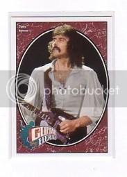 2008 Upper Deck Guitar Heroes Tommi Iommi