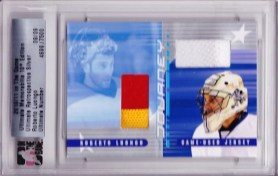 10/11 ITG Ultimate Roberto Luongo The Journey Jersey