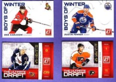 2010/11 Donruss Jeff Carter Ultimate Draft