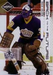 2010/11 Limited Hockey Back to the Future