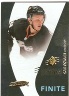2010-11 Spx Cam Fowler Finite RC Rookie