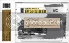 2010 Famous Fabrics Cut Signature Ty Cobb