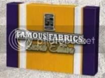 2010 Famous Fabrics Second Edition Box