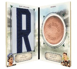 2011 Topps Allen & Ginter Book Card