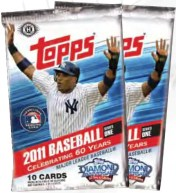 2011 Topps Series 1 Baseball Pack