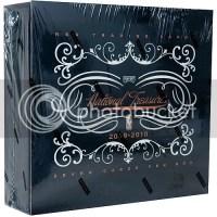 2009/10 Panini National Treasures Hobby Box